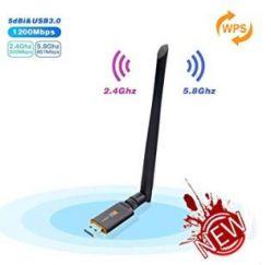 OFERTA AMAZON! Adaptador WiFi USB por 9€