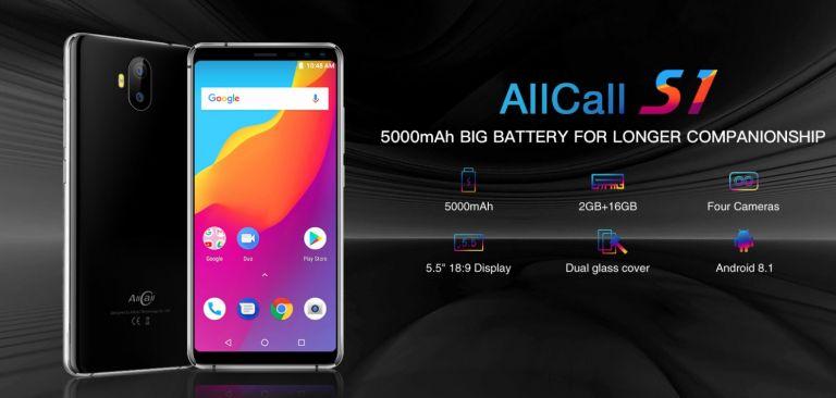 OFERTA EBAY! Smartphone Allcall S1 por 65,9€