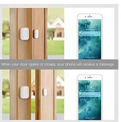 OFERTA AMAZON! Sensor de puerta y ventana Koogeeek compatible con Apple HomeKit por 19€
