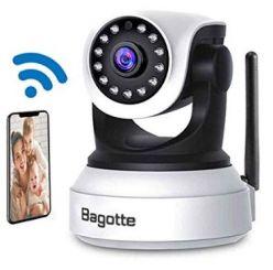 OFERTA AMAZON! Camara IP WIFI HD Bagotte por 22€