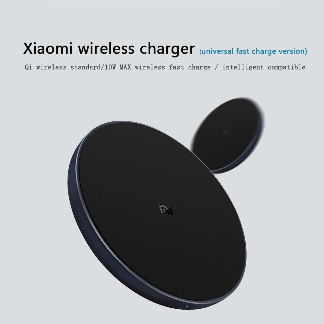 cargador inalámbrico Xiaomi