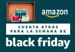 Empieza la cuenta atras para el Black Friday 2018 en Amazon