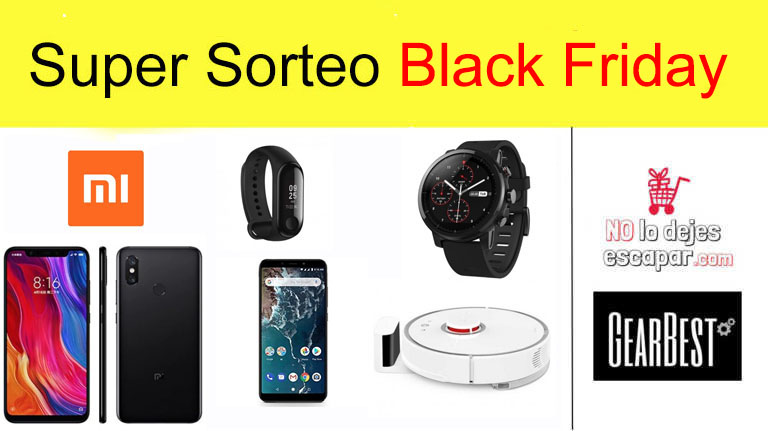 Super Sorteo Especial 11 del 11 y Black Friday