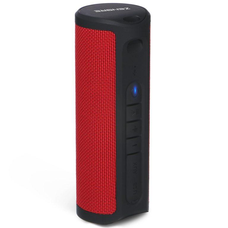 OFERTA AMAZON! Altavoz Bluetooth Zenbre Z4 a 25,9€