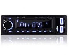 OFERTA AMAZON! Radio Bluetooth FM COOAU por 16€