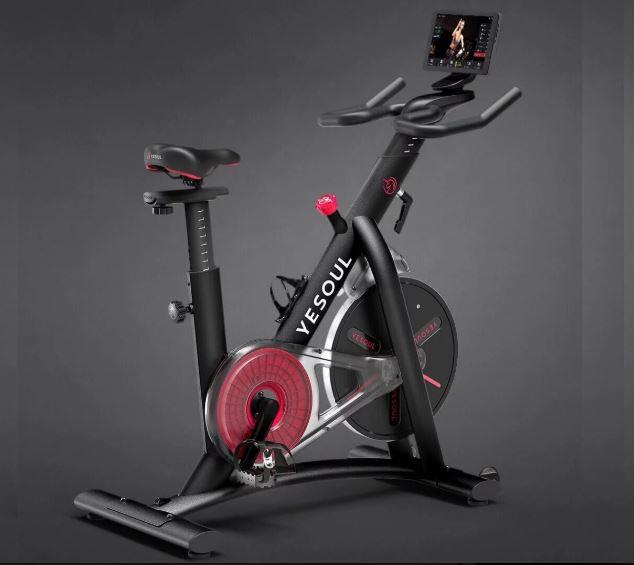 Bicicleta Spinning de Xiaomi Youpin YESOUL M3, con pantalla de 10,1″ a 500€