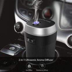 OFERTITA AMAZON! Humidificador de coche por 13,9€