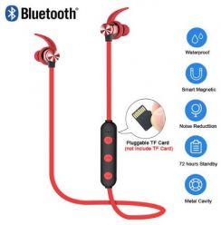 Auriculares bluetooth XT-22 con Lector de Micro SD por 4€
