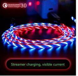 OFERTA! Cable Micro USB LED por 2,93€
