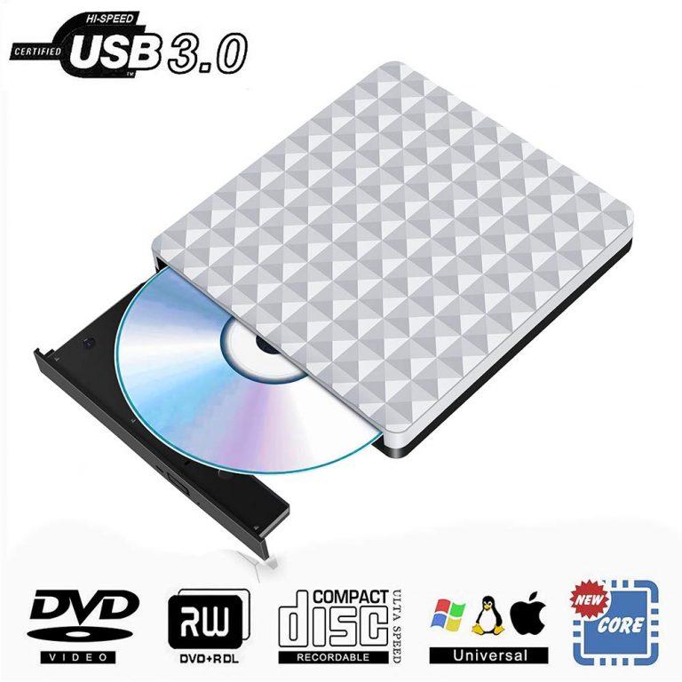 OFERTA AMAZON! Grabador Lector CD DVD 3.0 por 14,9€