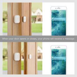 OFERTA AMAZON! Sensor de puerta y ventana Koogeeek compatible con Apple HomeKit por 19,9€