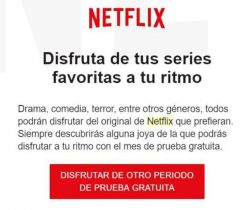 Dos meses de Netflix GRATIS