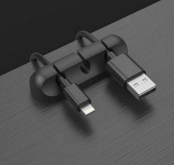 OFERTA! Organizador de cables fijo por 1,1€