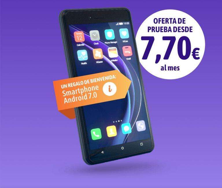 Vuelve el chollo! Movil Android 5″ OCU a 7€