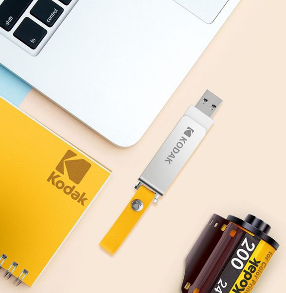 OFERTITA! USB 3.0 Kodak K133 desde 4€