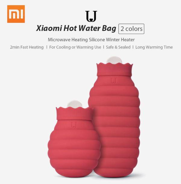 Xiaomi Hot Water Bag, la bolsa de agua caliente, a 8€