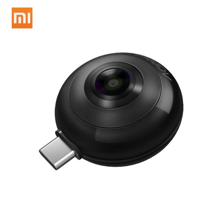 Xiaomi MADV Mini Panoramic la nueva camara 360º a 46€