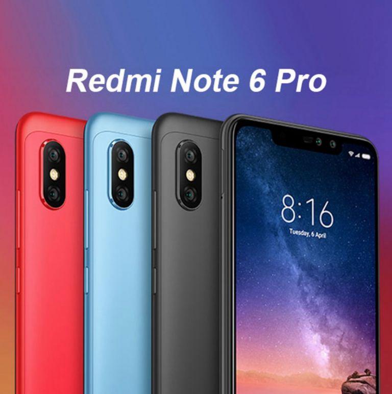 Minimo Desde España! Xiaomi Redmi Note 6 PRO de 3/32GB a 126€ y 4/64GB a 135€