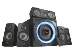Rebajado Amazon! Altavoces Trust 180W sonido 5.1 a 89,9€