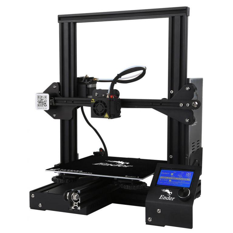 PRECIAZO Desde España! Impresora 3D Creality Ender 3 a 146€
