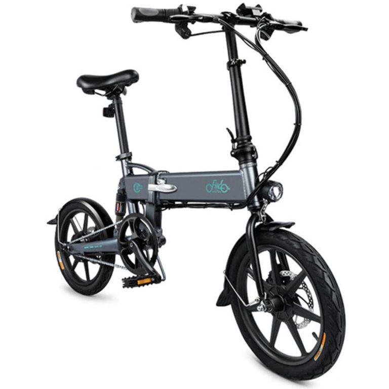 CHOLLO Desde Europa! Bicicleta electrica Fiido D2 mejorada a 444€