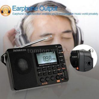 Radio Retekess V115