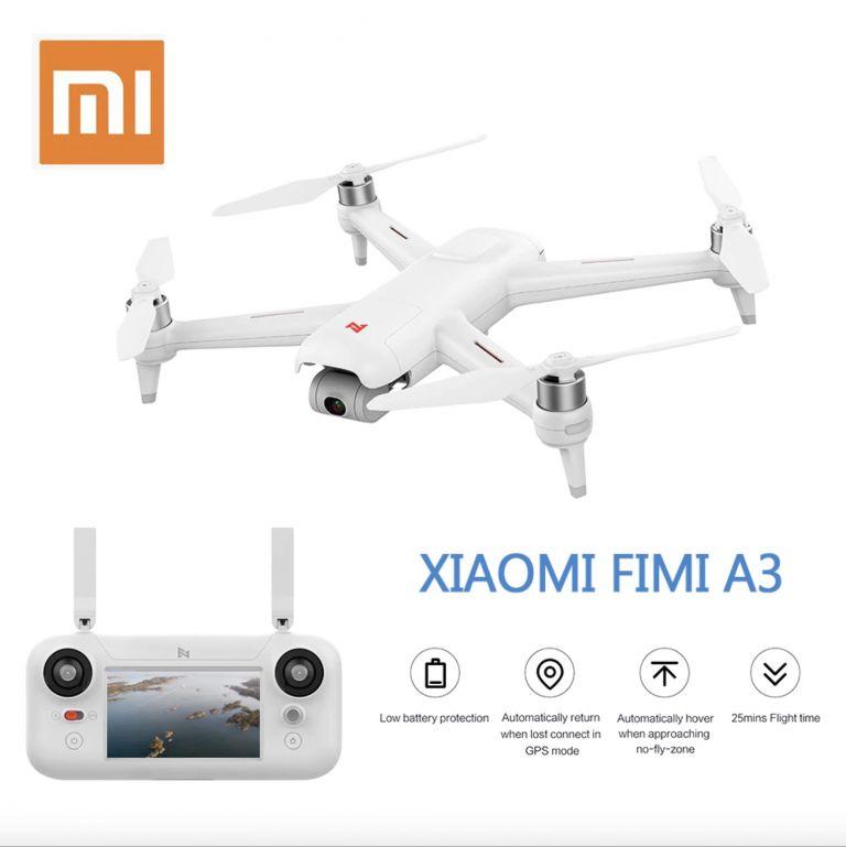 CHOLLO Desde ESPAÑA! Drone Xiaomi FIMI A3 a 173€