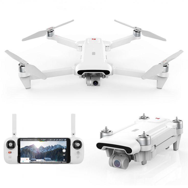 PRECIAZO desde España! Drone Xiaomi FIMI X8 SE 4K 2020 a 294€