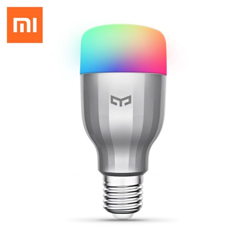 CHOLLO! Xiaomi Yeelight RGBW Multicolor a 12,9€