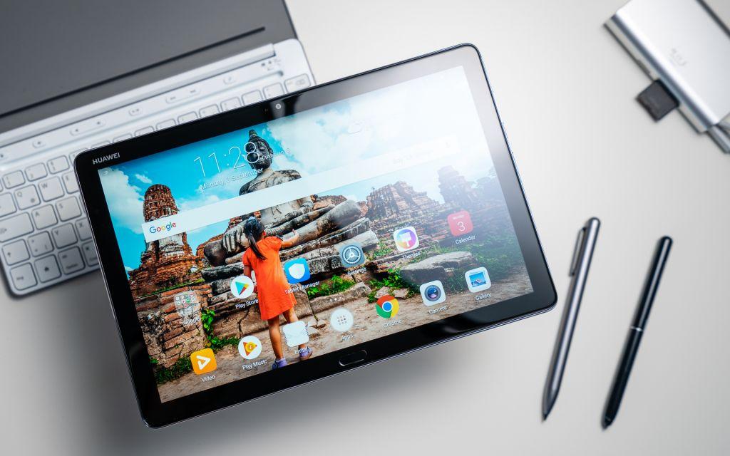 Huawei MediaPad M5, con muy buenas prestaciones, por 324€