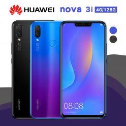 Huawei Nova 3i: cuatro camaras, 128GB y procesador Kirin 710, a 230€