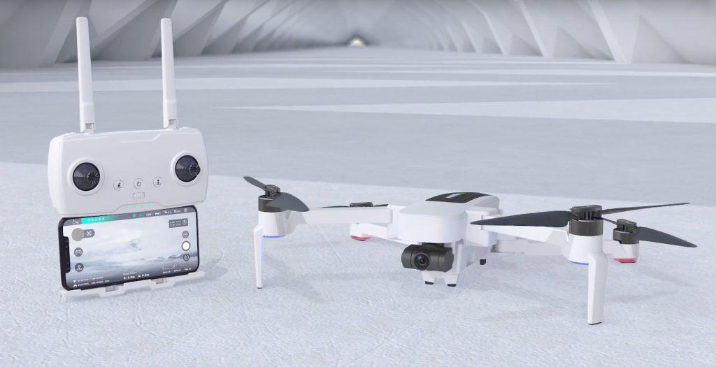 CHOLLO! Drone Hubsan Zino H117S GPS y camara 4K a 205€