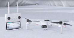 CHOLLO! Drone Hubsan Zino H117S GPS y camara 4K a 237€