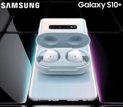 Samsung Galaxy S10+ mas lujoso y con los Galaxy Buds de regalo