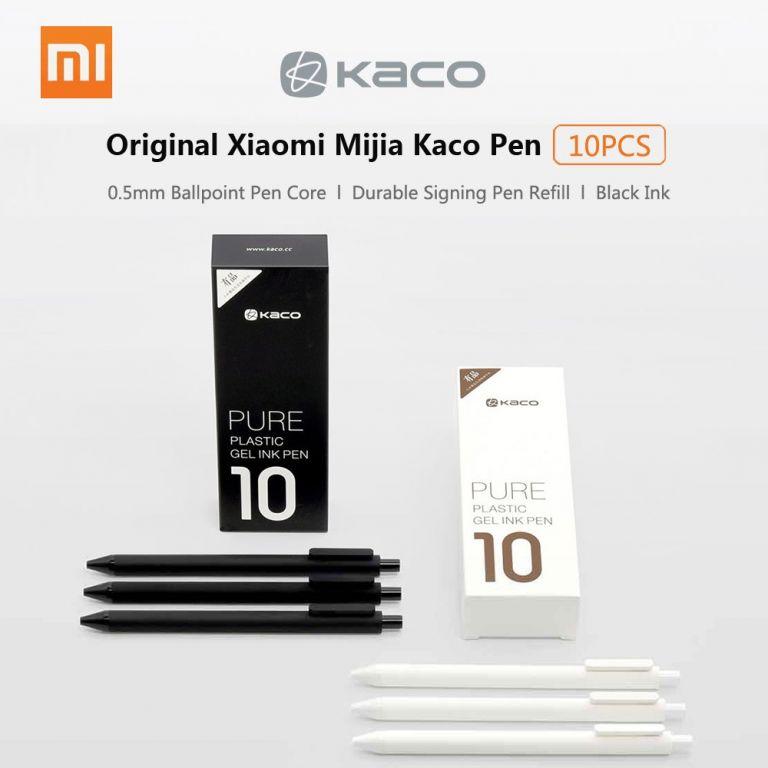 Xiaomi Mijia Kaco Pen, los nuevos boligrafos de Xiaomi, a 5,7€