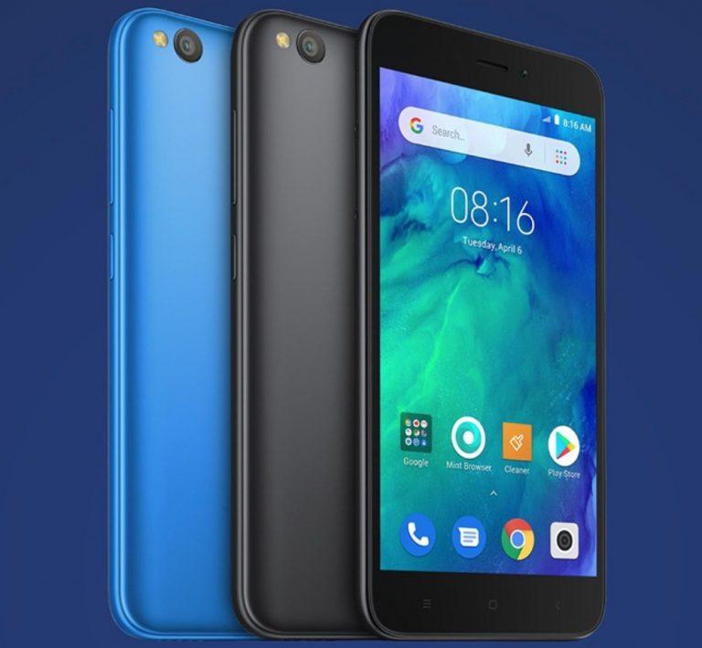 PRECIO RISA! Xiaomi Redmi Go a 105€