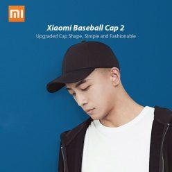 La nueva Xiaomi Baseball Cap 2 por 11,8€