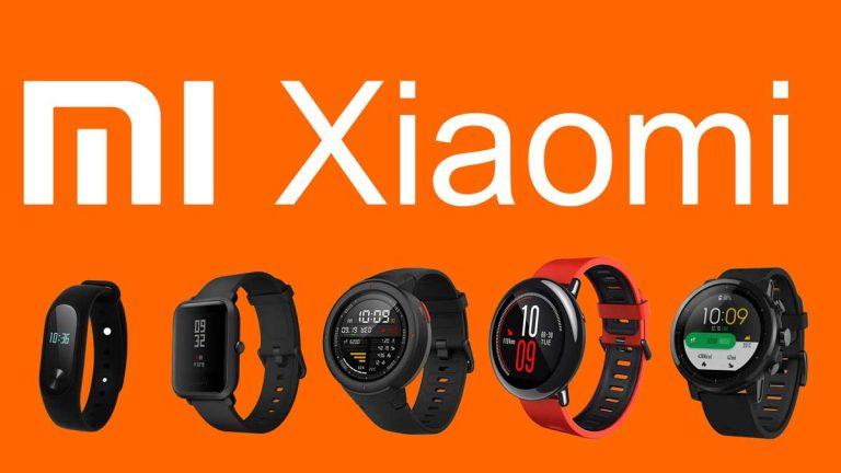 Las 5 mejores ofertas para Smartwatches Xiaomi