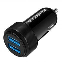 OFERTITA AMAZON! Cargador Dual USB coche por 5,9€