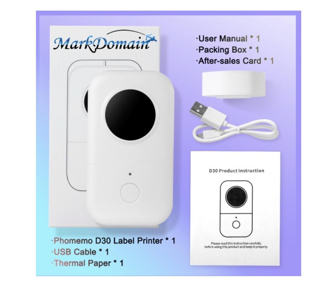 Impresora termica Phoemo D30