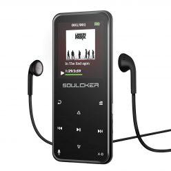 OFERTA AMAZON! Reproductor MP3 8GB por 13,9€