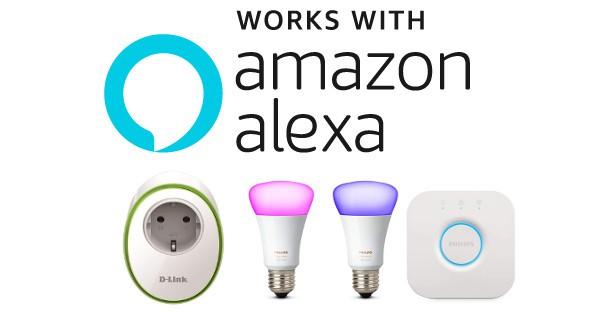 25% descuento EXTRA en productos Alexa