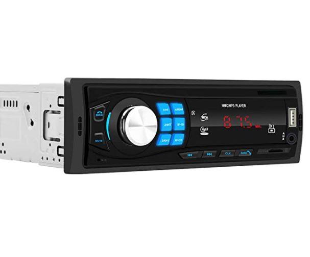 OFERTA! Radio Coche Bluetooth Docooler a 13,9€