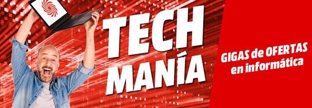 TECH MANIA MediaMarkt 2019: ¡Las mayores ofertas en en tecnologia!