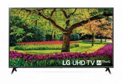 Chollo Ebay! Smart TV LG 4K HDR 43″ a 299€ y 55″ a 419€