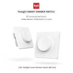 Xiaomi Yeelight Smart Dimmer Switch: el interruptor inteligente a 8,9€
