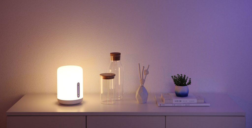 PRECIAZO desde España! Xiaomi Mi Bedside Lamp 2 a 24,9€