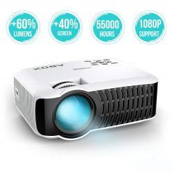 OFERTA AMAZON! Proyector LED 2400 Lumenes solo 44,9€