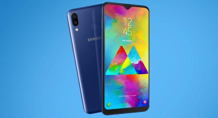 CHOLLO Amazon! Samsung Galaxy M20: Exynos 7904, notch de gota y doble camara a 139€
