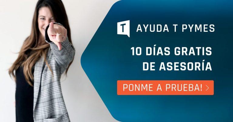 Super Promocion! 10 dias GRATIS de Asesoria para Autonomos y Pymes